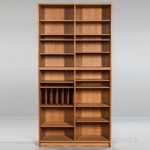 Two Borge Mogensen for Karl Andersson & Soner Oresund Oak Bookcases