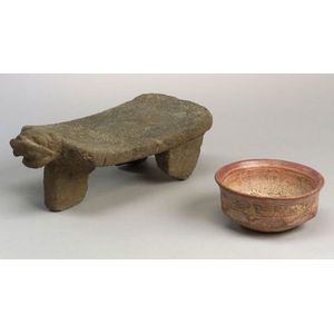 Two Pre-Columbian Items