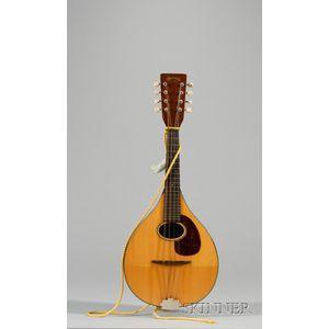 American Mandolin, C.F. Martin & Company, Nazareth, c. 1951, Model A