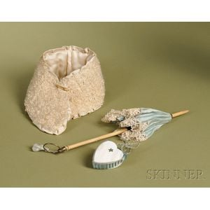 Group of Doll Accessories