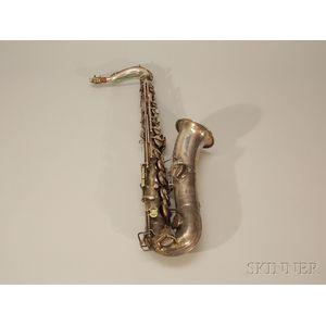 Selmer, Tenor Saxophone, New York | Sale Number 2722T, Lot