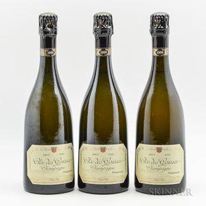 Philipponnat Clos des Goisses 1999, 3 bottles