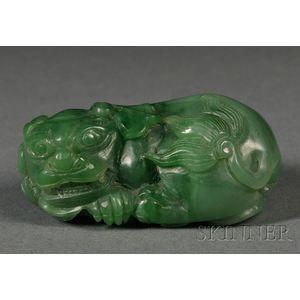 Jade Foo Dog