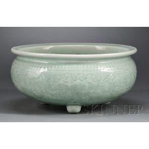Large Celadon Bowl