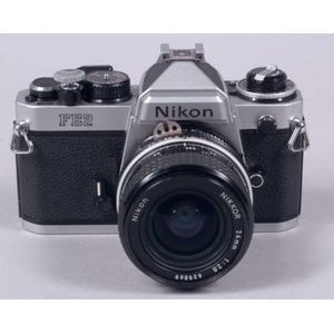 Nikon FE2 Camera No. 2235382
