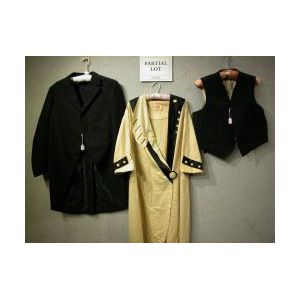 Group of 19th and 20th Century Men's Clothing and Accessories