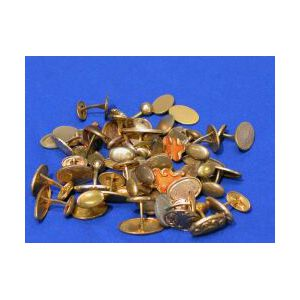 Variety of Mans Gold-filled Cuff Links.
