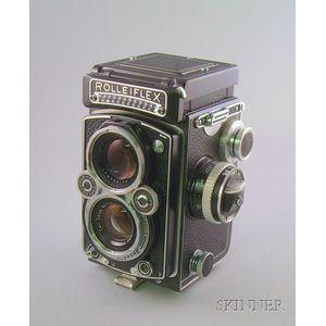 Rolleiflex 3.5 TLR Camera No. 1767412