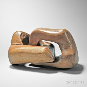 Marie Clark Interconnecting Wooden Sculpture