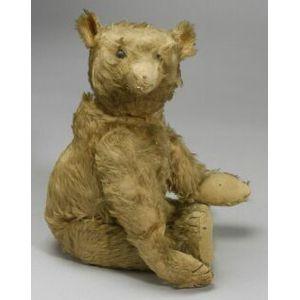 Early Steiff Rod-Jointed Bear