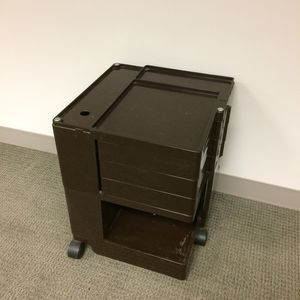 "Joe Colombo ""Boby"" Portable Storage Unit"