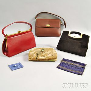 Six Handbags
