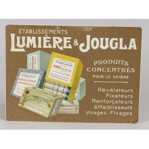 Group of Lumiere Papers, Pamphlets and Souvenirs