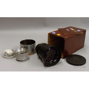 Telephoto Anastigmat f/5.6 20 in. Lens No. VF7807R