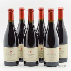 Peter Michael Le Caprice 2013, 6 bottles