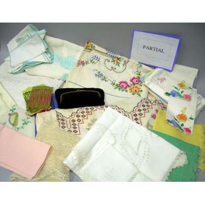 Two Boxes of Assorted Household Linens