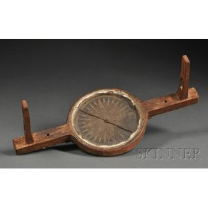 Thomas Hutchinson Balch Surveying Compass