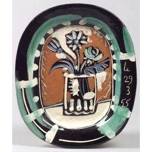 Pablo Picasso (Spanish, 1881-1973)    Bunch