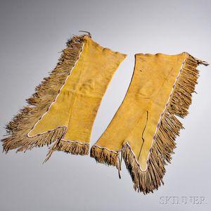 Pair of Kiowa Man
