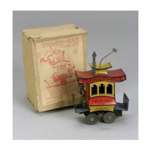 Toonerville Trolley by Nifty