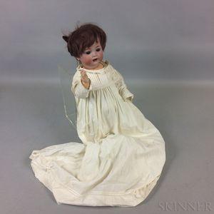 Kammer & Reinhardt 122 Bisque Head Character Baby Doll