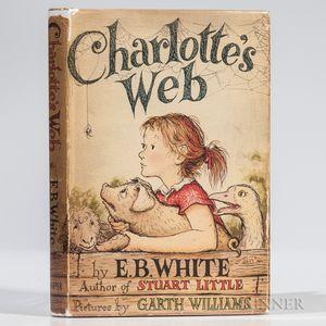White, E.B. (1899-1985) Charlotte
