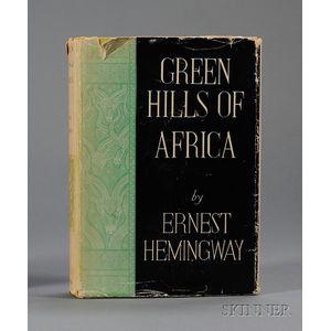 Hemingway, Ernest (1899-1961)