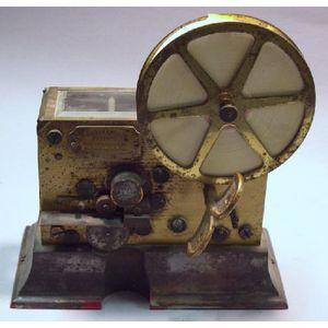 Gamewell Brass 1/2-inch Register