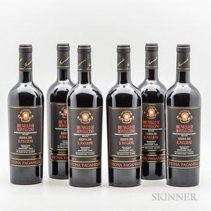 Il Poggione Brunello di Montalcino Riserva Vigna Paganelli 2006, 6 bottles