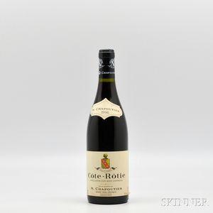 M. Chapoutier Cote Rotie 1996, 1 bottle