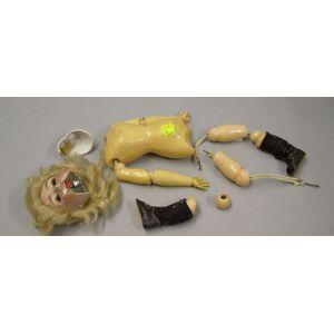 Simon & Halbig Lady Doll