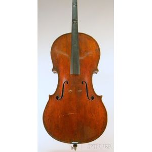 Violoncello, c. 1820, Attributed to the Panormo Family