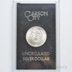 1883-CC GSA Morgan Dollar