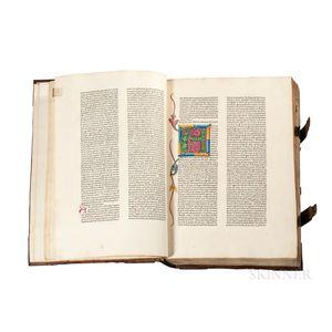 Rainerius de Pisis (c. 1115/1117-1160) edited by Jacobus Florentinus (15th Century) Pantheologia, sive Summa Universae Theologiae.