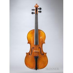 Composite Violin, Carl Becker, Chicago, 1952