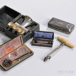Collection of Medical Instruments