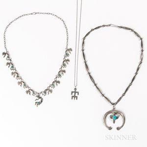 Three Southwest Necklaces