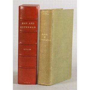 Shaw, George Bernard (1856-1950)
