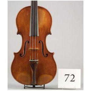 German Violin, c. 1920
