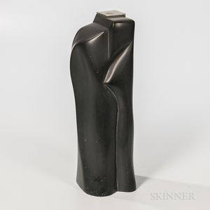 Abstract Sculpture Attributed to George Jenkings (British, 20th Century)