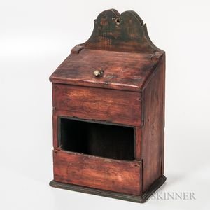 Pine Wall Box