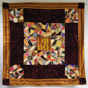 Contained Crazy Quilt