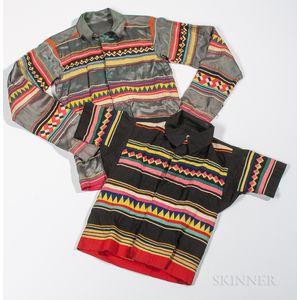 Two Seminole Shirts