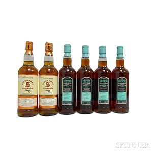 Mixed Mortlach, 6 750ml bottles