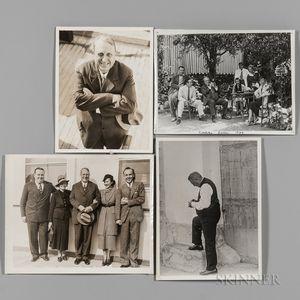 Hearst, William Randolph (1863-1951) Archive of Photographs, 1930s.