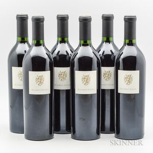 Blankiet Estate Paradise Hill Vineyard 2007, 6 bottles