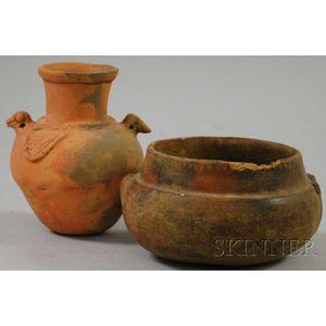 Two Pre-Columbian Bowls