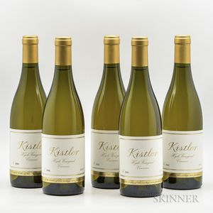 Mixed California Whites, 7 bottles