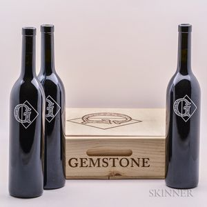 Gemstone Cabernet Sauvignon 2004, 3 bottles (owc)