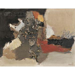 Tadeus Kantor (Polish, 1915-1990)      Untitled [Horizontal]